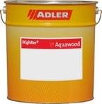 Adler impregnante HighRes Aquawood MARRONE SCURO